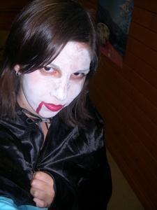 J'étais .... Dracula !!