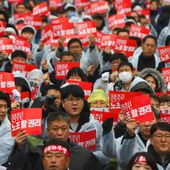 South Korean workers in nationwide strike over labour policies