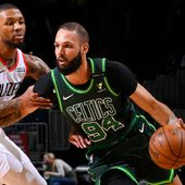 Fournier's Finding Groove While Battling Lingering COVID-19 Symptoms | Boston Celtics