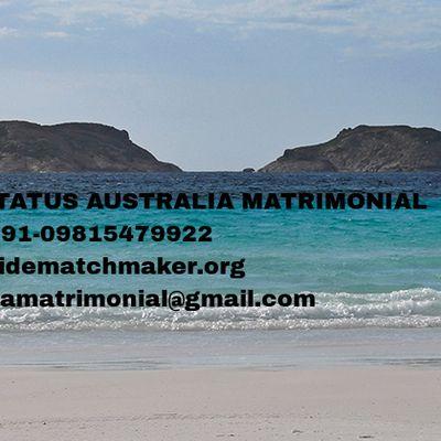 REGISTERED WITH AUSTRALIA MATRIMONY 91-09815479922 WWMM