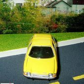 CHRYSLER AMC PACER 1977 JOHNNY LIGHTNING 1/64. - car-collector.net: collection voitures miniatures