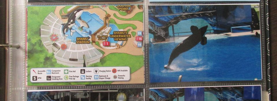 San Diego, Sea World and Balboa park