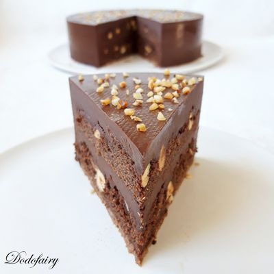 Palet chocolat noisette