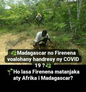 """El presidente de Madagascar denuncia a la OMS. """"La OMS me ofreció 20 millones de dólares para poner sustancias tóxicas en mi remedio Covid-19"""""""