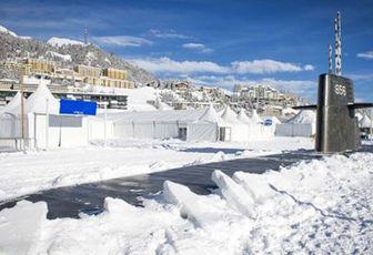 Un sottomarino a St. Moritz