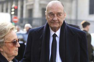 L'ancien président Jacques Chirac, âgé de 81 ans, a été hospitalisé lundi soir à l'hôpital américain de Neuilly-sur-Seine