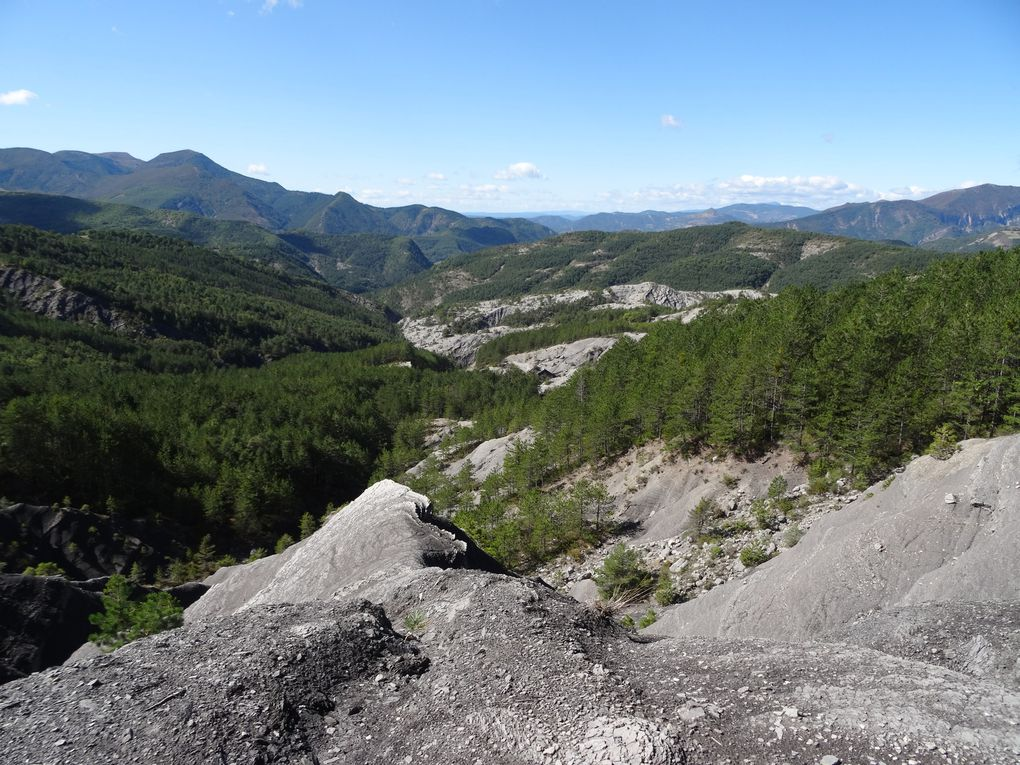 Randuro des Terres Noires au départ de Digne-les-Bains (04) le 26/09/2020