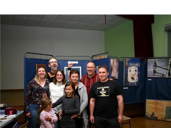 Album - Expo au Coudray Saint Germer du 11 et 12 Octobre 2008