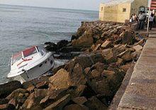 "Javier Fernández: ""Muere al tirar al mar cenizas de esposa"""