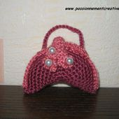 Tutoriel Crochet Divers - Mini sac