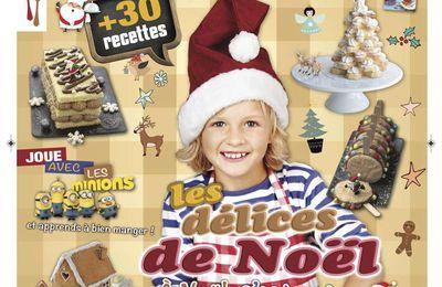 LA CUISINE DES P'TITS CHEFS :  Les délices de Noël