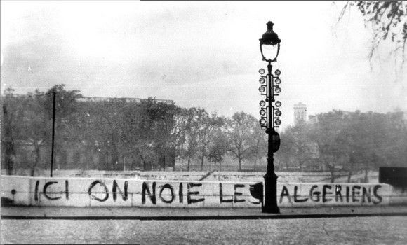 Massacre des manifestants algériens désarmés du 17 octobre 1961- Nombreuses commémorations en banlieue parisienne et en régions