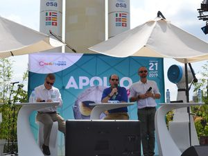 Apollo Day à la Cité de l'Espace de Toulouse #ApolloDay @CiteEspace #Toulouse