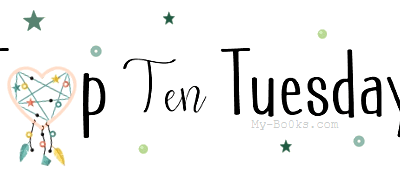 Top Ten Tuesday (n°38)