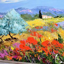 L'amour de la Provence