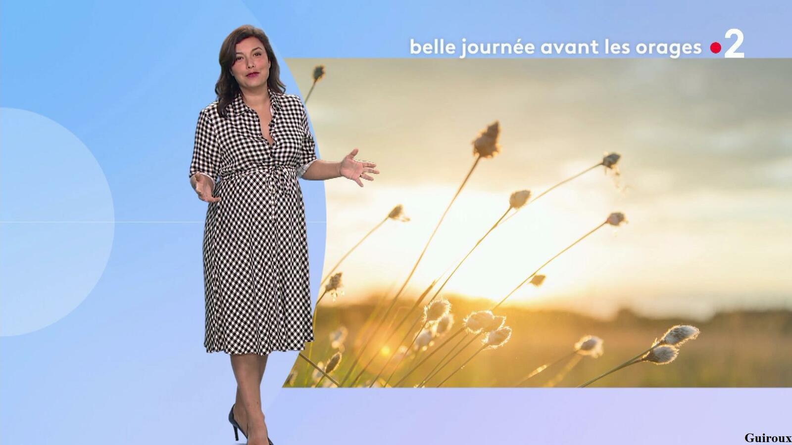 Anaïs Baydemir 24/09/2021 Journaux météo du midi