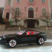 FERRARI 550 MARANELLO HOT WHEELS 1/64 - CATEGORIE FERRARI - car-collector.net