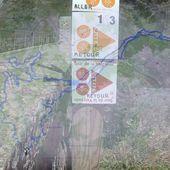 Tour de la Valgaude en BUL jour 2