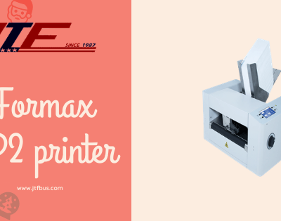 Formax AP2 printer- With Smooth Interface