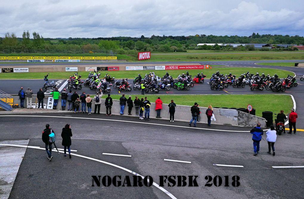 Grande parade à Nogaro : Sport, passion et revendication