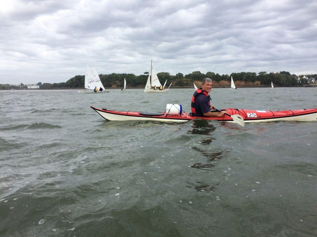 13 Octobre 2018 Photo kayak et voile