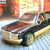 MERCEDES 380 SEL HOT WHEELS 1/64 - car-collector.net