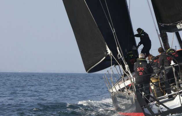 Volcano Race - SFS remporte la 1ère manche entre Gaeta et Capri