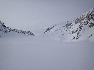 Ski de randonnée : Pic de l'Etendard - 3464 m