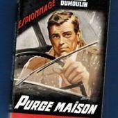 G.Morris-Dumoulin - collection Espionnage du Fleuve Noir - Le blog de Claude LE NOCHER