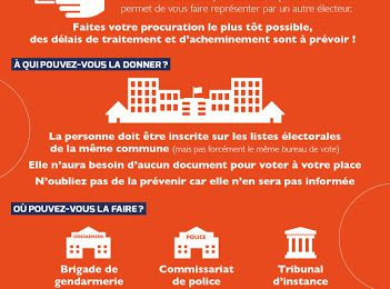 Comment voter par procuration ?