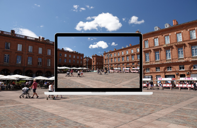 Toulouse, destination automne