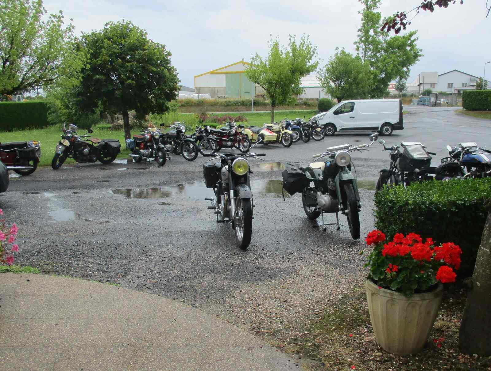 Le Tour du Quercy Rouergue, juillet 2021
