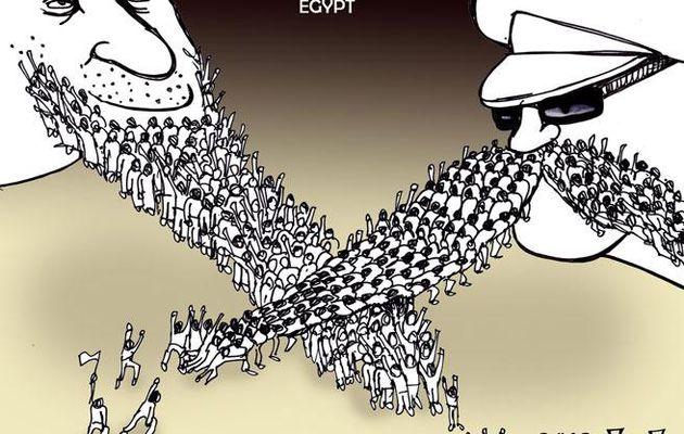 Egypte: sanglant échec