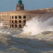 Normandie : 122 000 personnes menacées par la montée des eaux d'ici à 2100