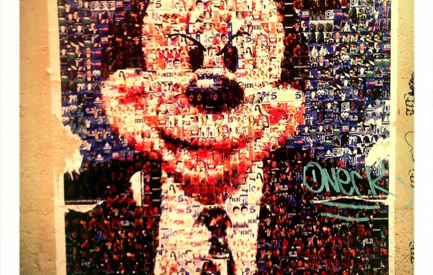 Un Mickey maousse