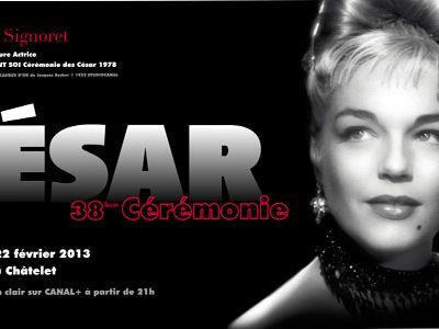 Césars 2013 - Le palmarès !