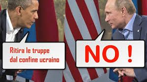 La catastrofica sconfitta di Obama in Ucraina - di Mike Whitney