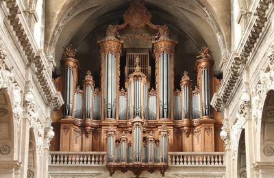 L'été de l'orgue à Nancy