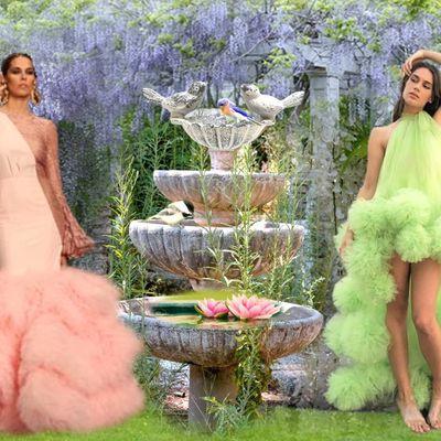 Haute-Couture et Fashion en Pastel