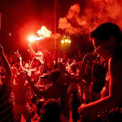 Entre ordre et chaos. Fantasmes autour d'un État fort en Tunisie