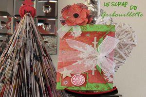 Carte Cadeau enrubannée