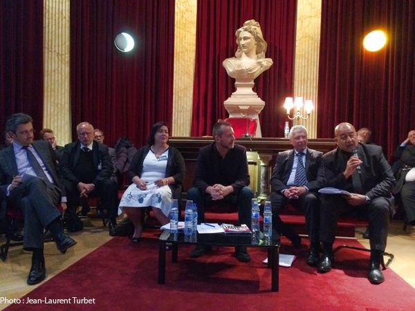 28 mai 2014 : Colloque du GODF sur l'Europe.