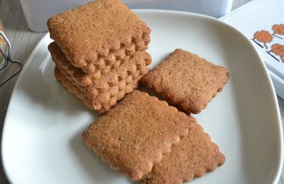 Biscuits au sarrasin