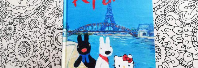 [Papathèque] Lecture : ''Hello Kitty & Gaspard et Lisa à Paris'' (éditions Hachette Enfants)