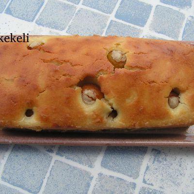 Gâteau du matin aux mirabelles