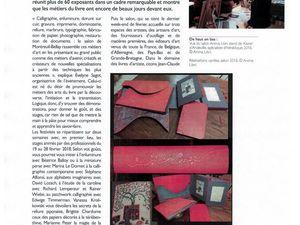 Arts et Métiers du Livre, n° 324, Janv. - Fév. 2018, p.7-8