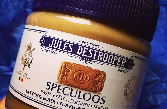 Que faire avec de la pâte à tartiner Speculoos ?