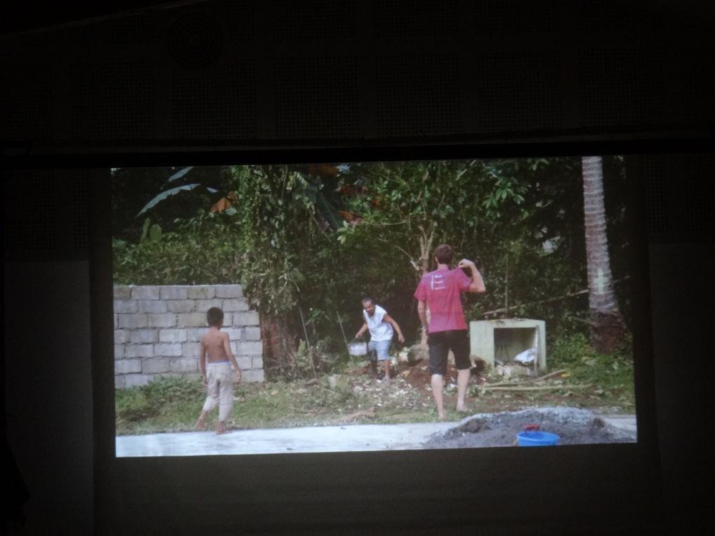 Scoutathlon Présentation du voyage humanitaire aux Philippines