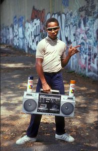 """The """"Hip Hop Old Timers"""" Selection"""