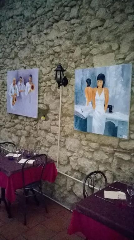 Bettina expose au Jardin d'Aucoin à Auch 32